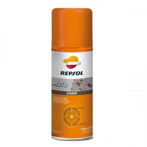 Lubrificante Spray de Corrente Chain Lube Repsol 400ml